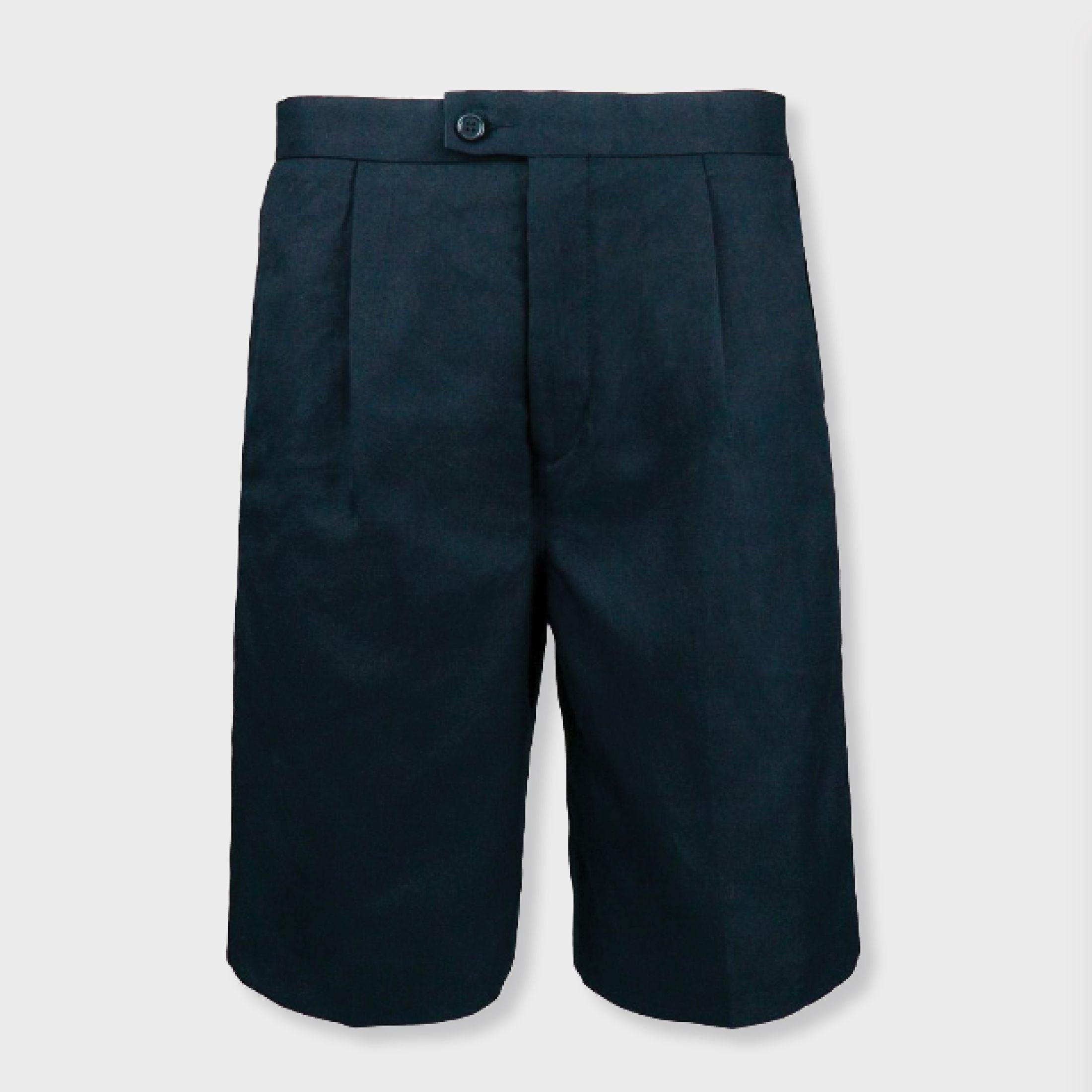 Charcoal School Shorts