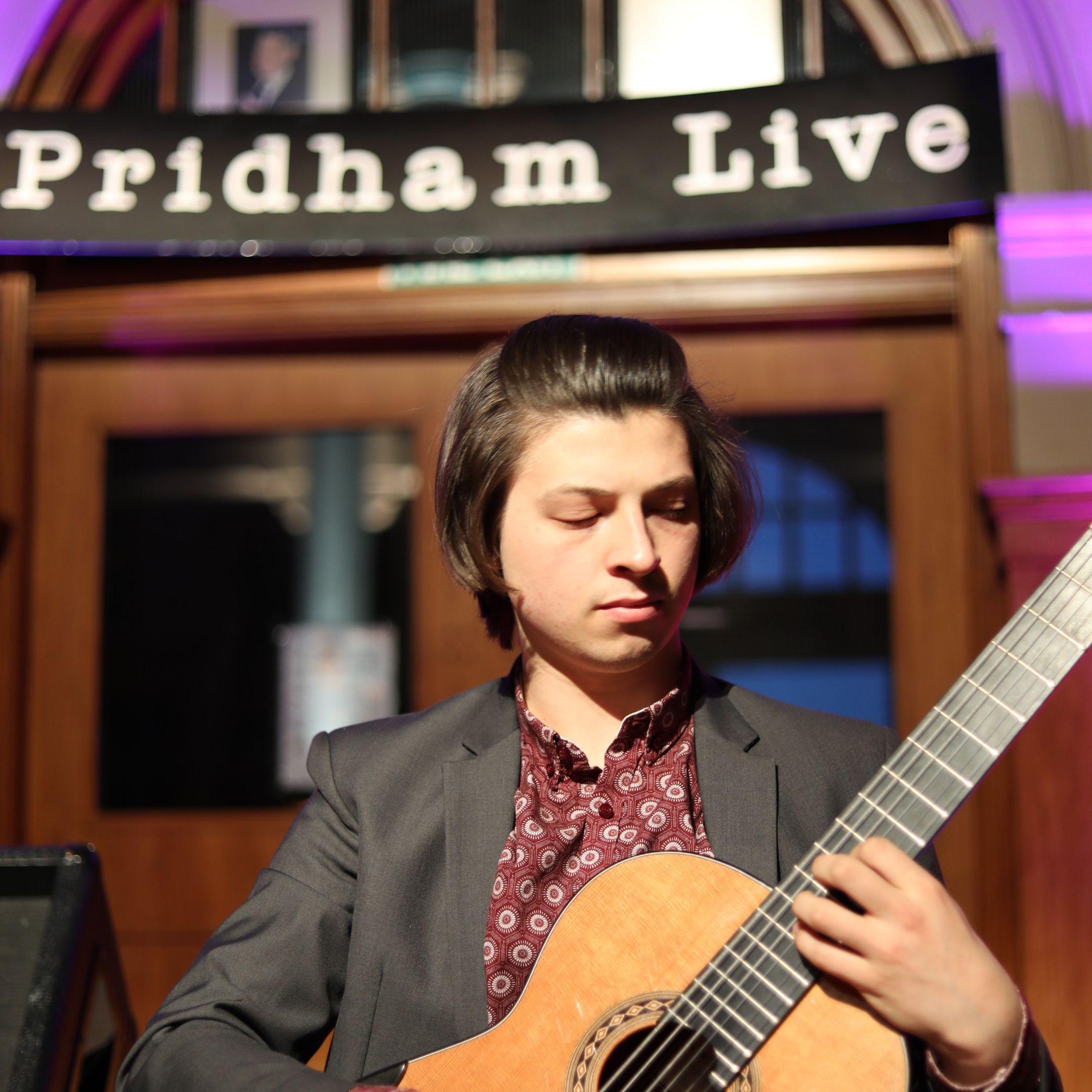 Pridham Live
